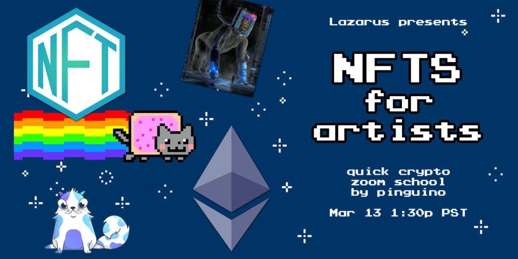 NFT for artists