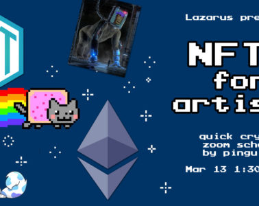 NFT for artists